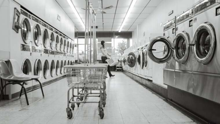 From Washboards to Sterling Coin Laundry